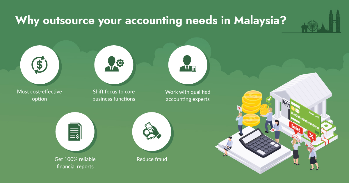 5 Benefits of Outsourcing Accounting Functions in Malaysia